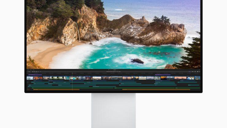 Apple final cut pro x optimization pro display xdr 100719