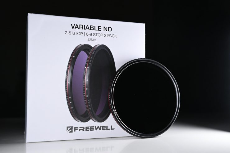 Freewell Variable ND Filter Review