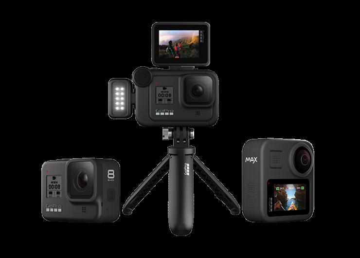 GoPro News MAX HERO8 Mods