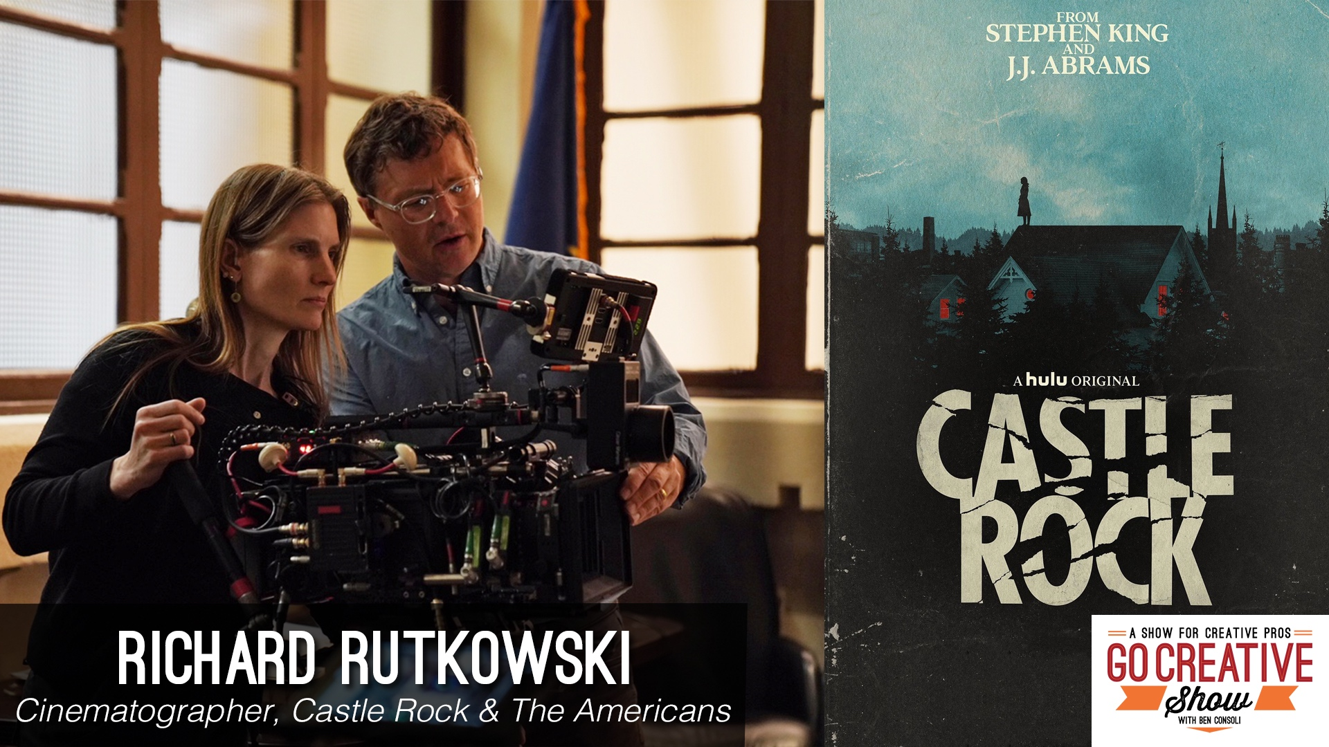 Cinematography of The Americans & Castle Rock- Richard Rutkowski ASC - Newsshooter