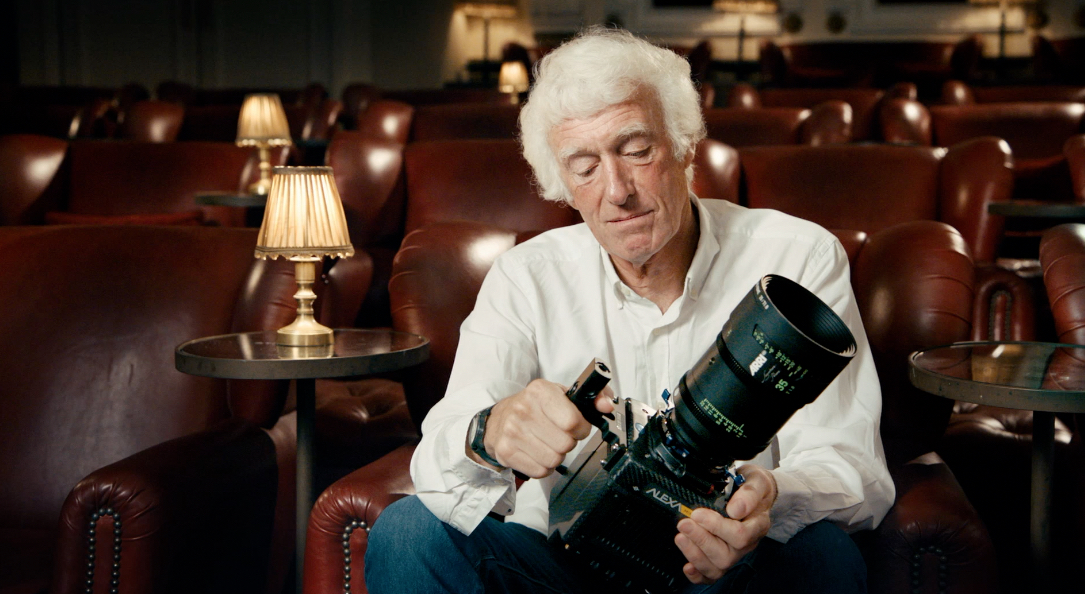 Roger Deakins talks about the ALEXA Mini LF & 1917