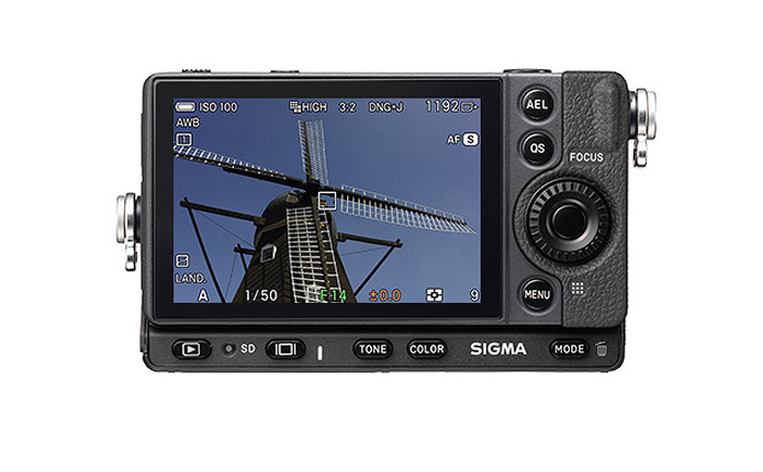 Sigma fp will start shipping this month for $1,899 USD