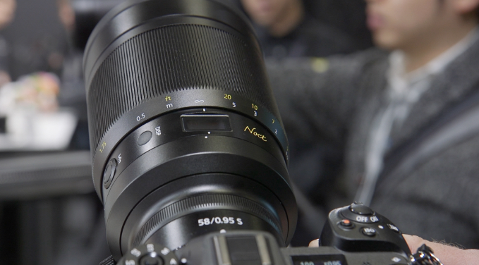 NIKKOR Z 58mm f/0.95 S Noct to cost $7,996.95 USD