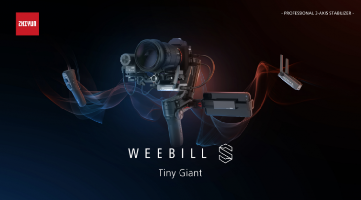 Zhiyun WEEBILL-S Review