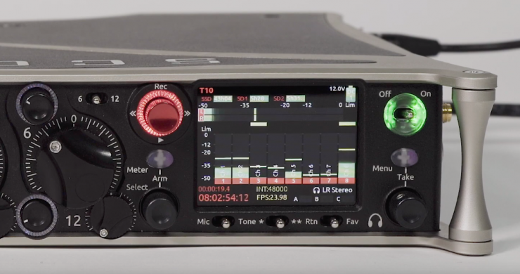 Sound Devices Scorpio & 833 v3.00 featuring MixAssist and CL-12 Integration Now Available - Newsshooter