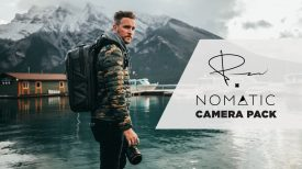 The Camera Pack Peter McKinnon X NOMATIC