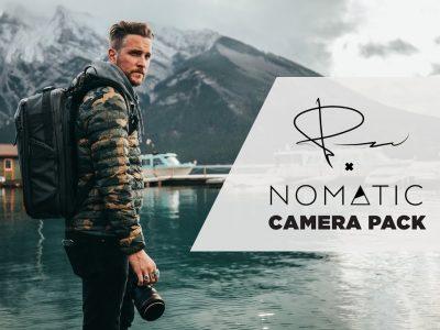 The Camera Pack Peter McKinnon X NOMATIC