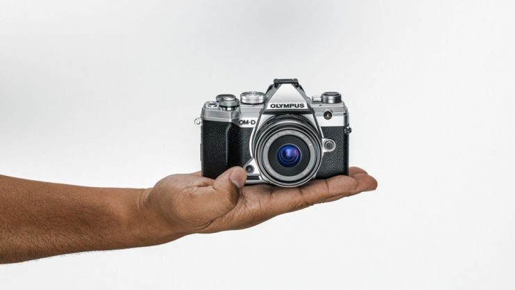 Olympus releases OM-D E-M5 Mark III - Newsshooter