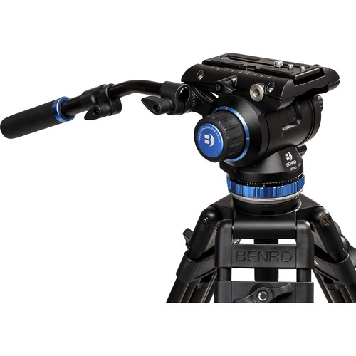 Benro releases S Pro Series Fluid Heads - Newsshooter
