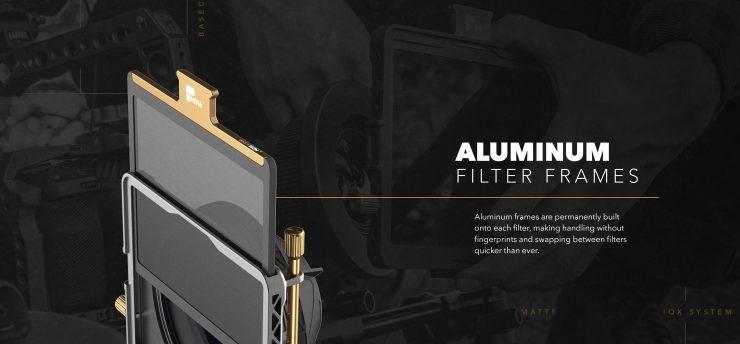 BaseCamp Aluminum Filter Frames