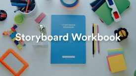 NEW Storyboard Workbook