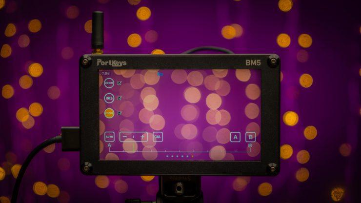 Portkeys Bluetooth Module PG 6 TILTA FOCUS IRIS ZOOM