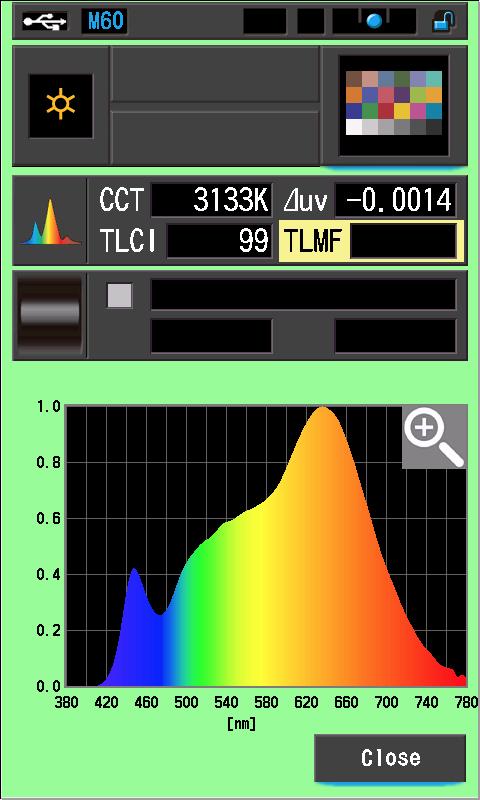 TLCI 3200K Lightstar