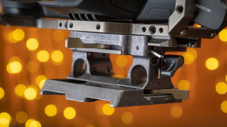 Tilta BMPCM6K Baseplate front