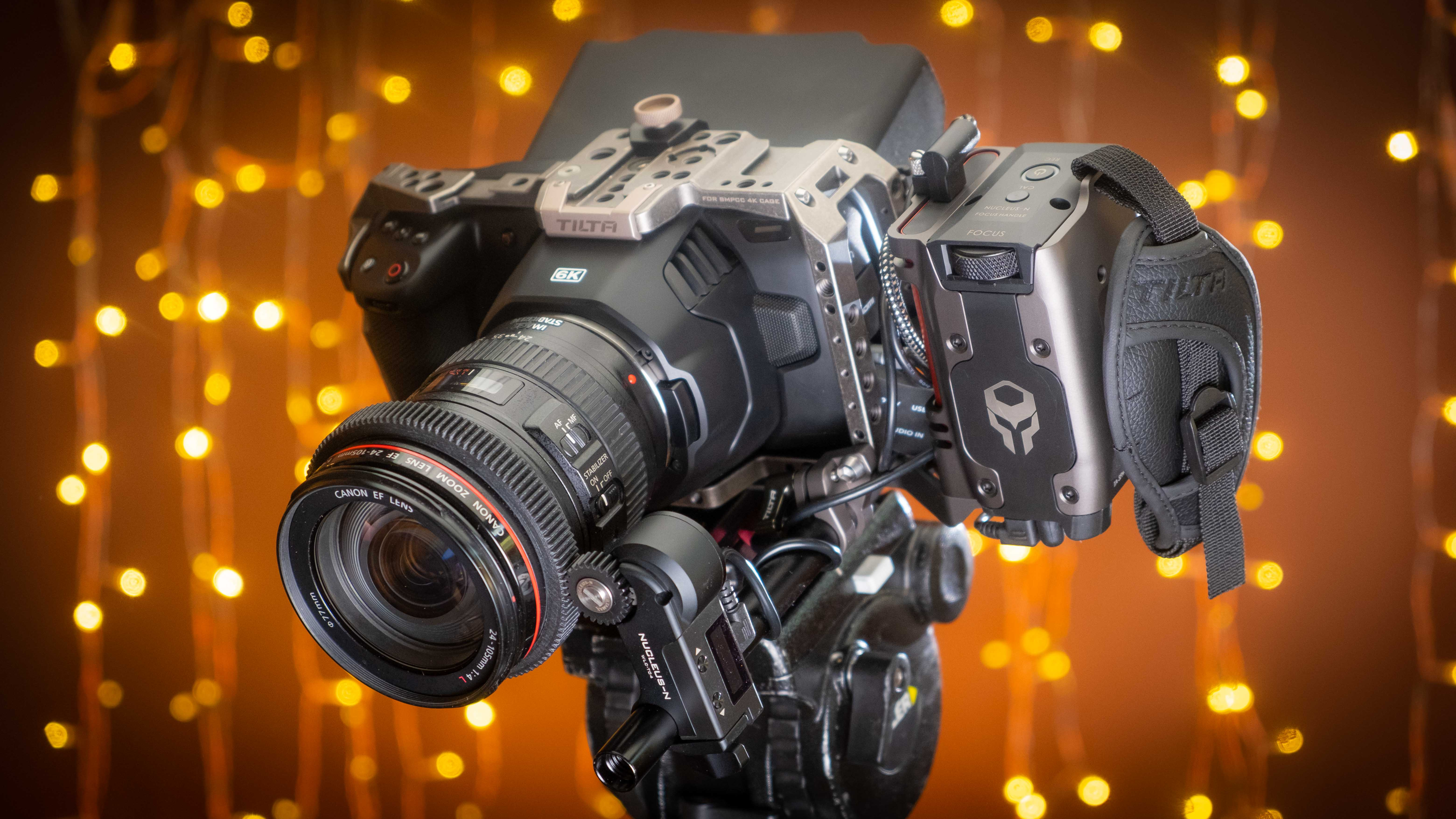 Review Of The Tiltaing Pocket 6k Cage System Newsshooter