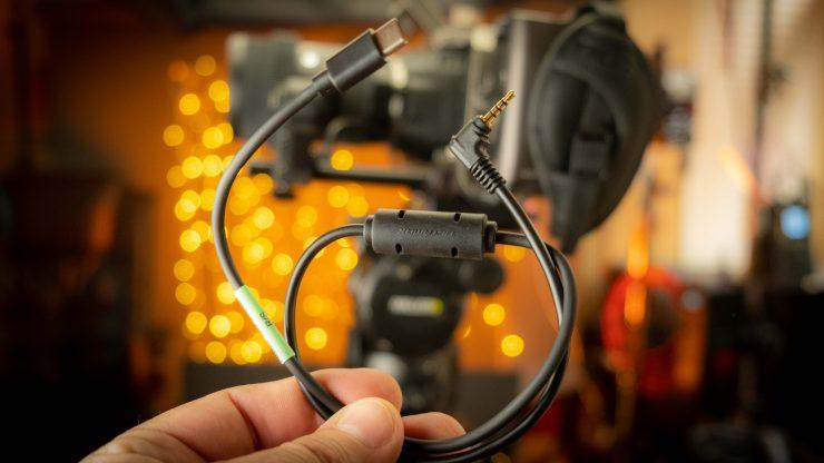 Tilta BMPCM6K NANO Record cable