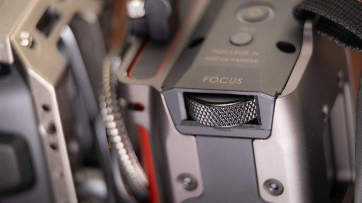 Tilta BMPCM6K focus knob