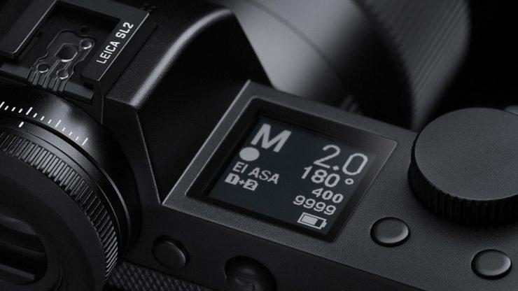 leica sl2 iso 50 50000 maestro iii image processor