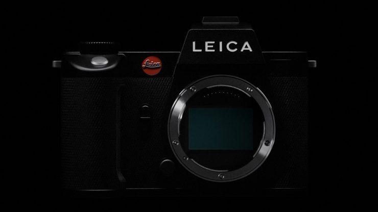 leica sl2 looks like a leica