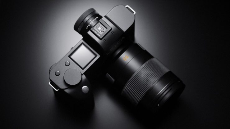 leica sl2 spotlight view