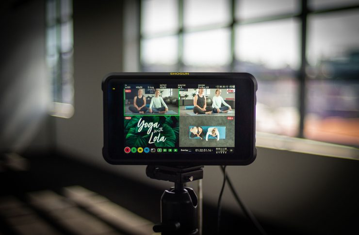 Atomos Shogun 7 multi-camera switching update now available