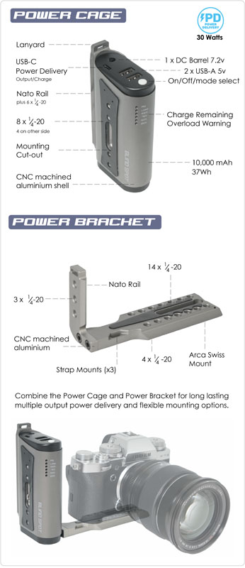 Blind Spot Power Cage info 1