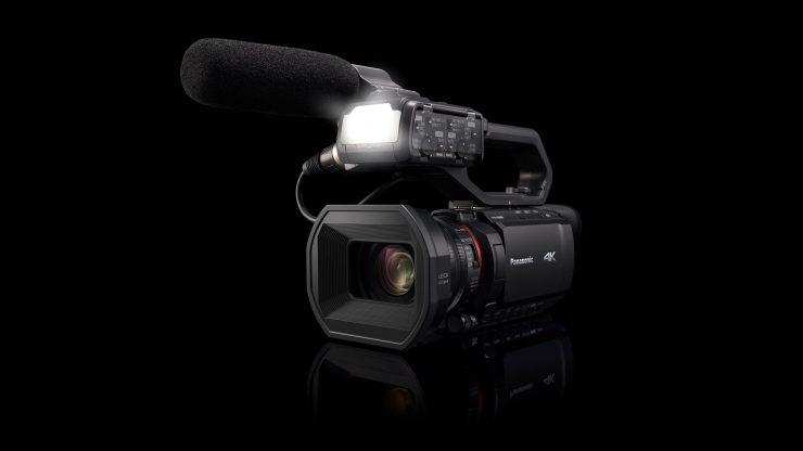 Panasonic CX10 X2000 key visual 2