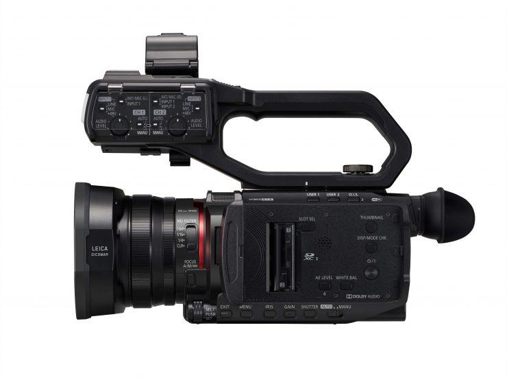 Panasonic CX10 X2000 side 2