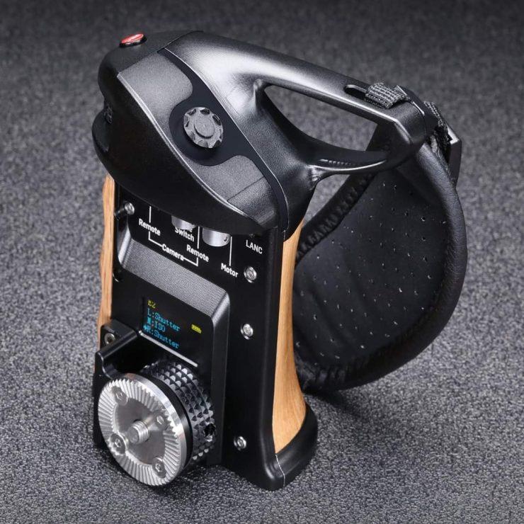Portkeys multi functional camera handgrip Rossete