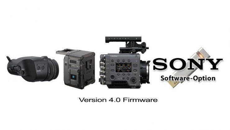 sony venice full frame 6k cine alta digital motion picture camera v1 large