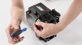ARRI Tech Tip How to film vertical 916 with ALEXA Mini Mini LF