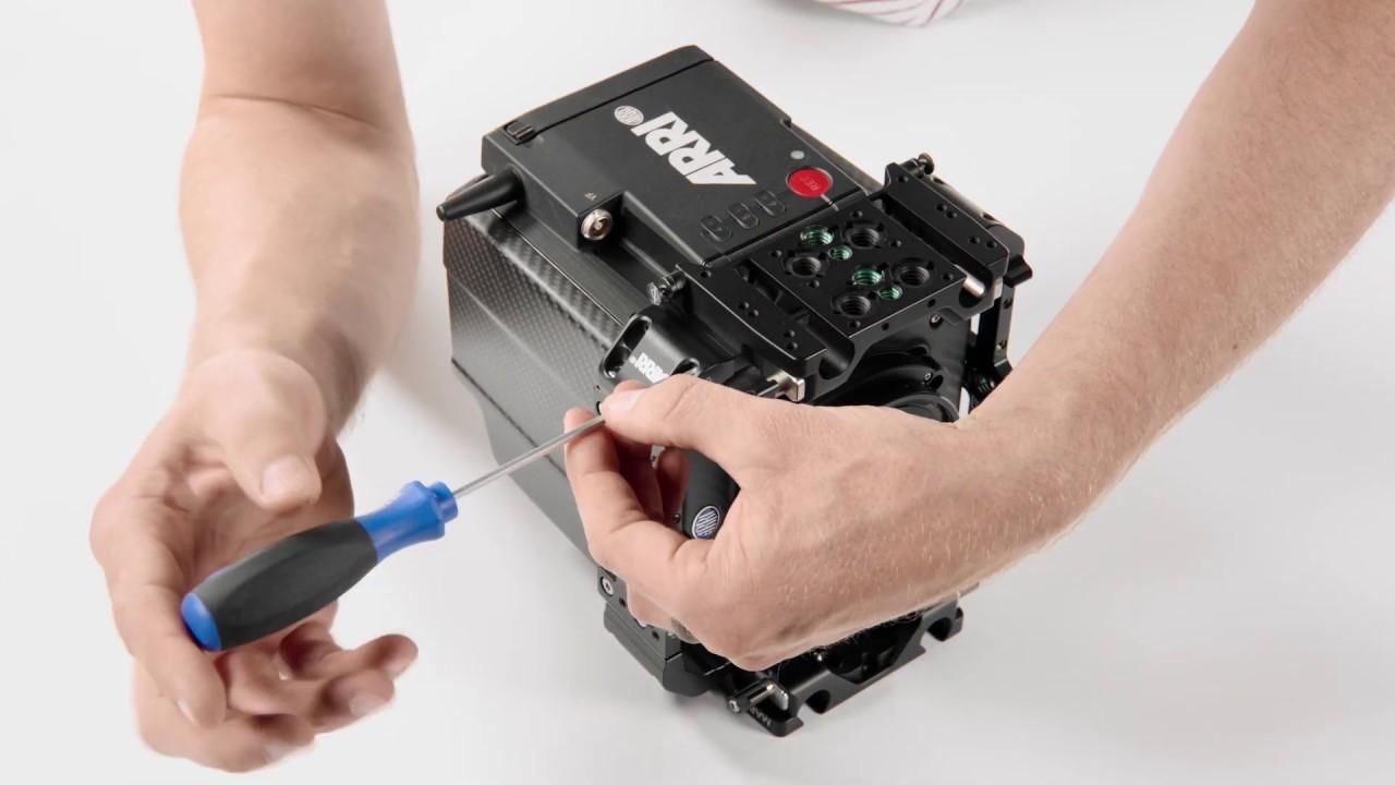 How to film vertical 9:16 with the ARRI ALEXA Mini / Mini LF