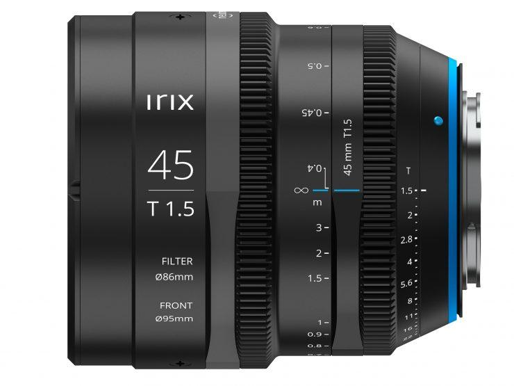 Irix Cine 45mm T1 5 IL C45 EF M 2