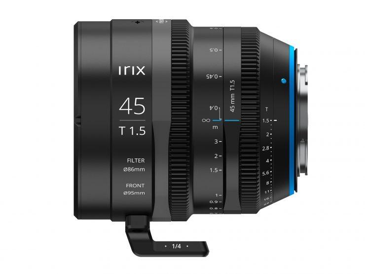 Irix Cine 45mm T1 5 IL C45 EF M 3