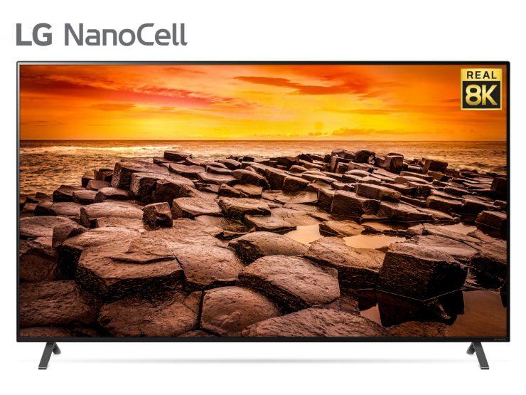 LG NanoCell TV75NANO991