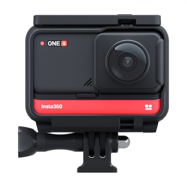 Mounting Bracket with camera 2