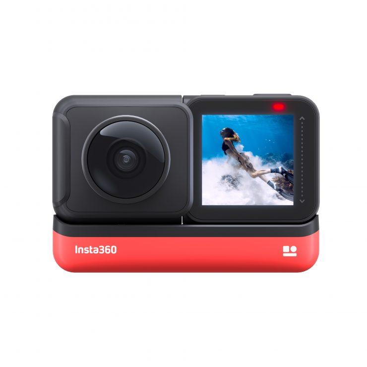 One R Dual Lens 360 Build backview