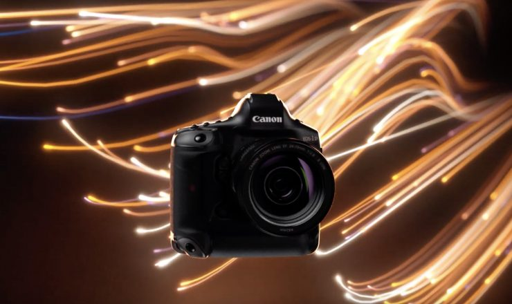 Canon EOS-1D X Mark III– 5.5K Internal RAW recording at up to 60fps