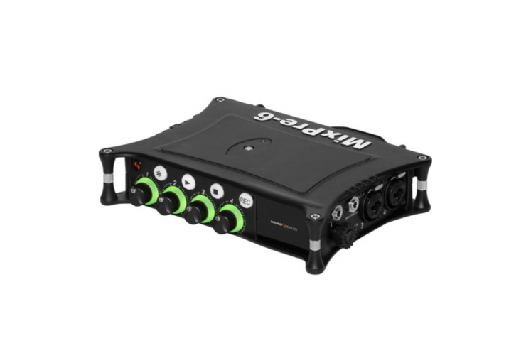 Sound Devices MixPre-6 I