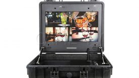 came tv portable case 4k 17 inch monitor with hdmi and 3g sdi 01