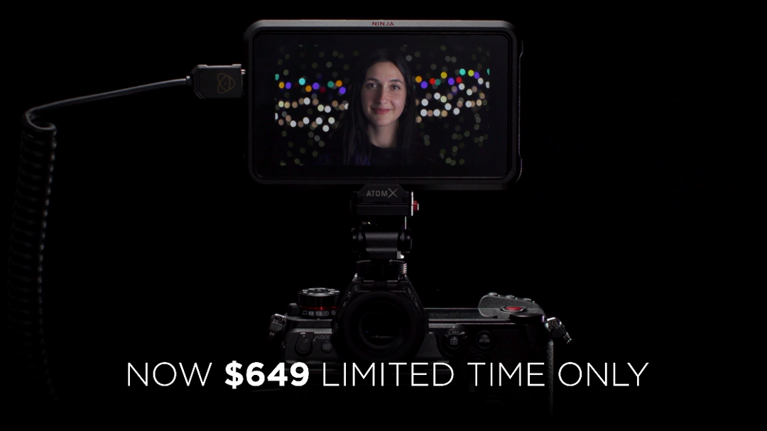 Atomos celebrates 10 years starting with $649 Ninja V - Newsshooter