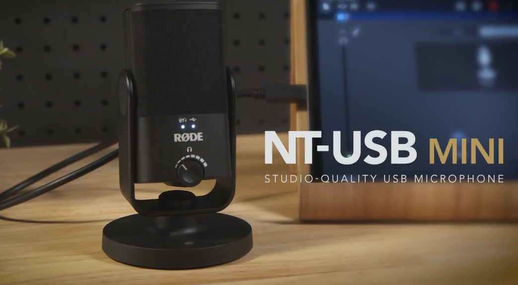 RØDE announces NT-USB Mini for $99 USD