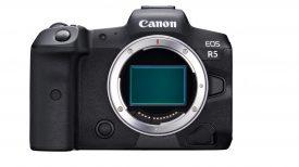 Canon R5 8k