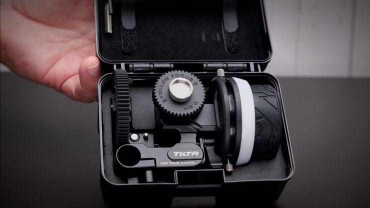 Tilta Mini Follow Focus Kit
