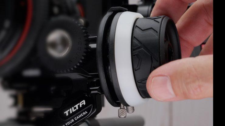 Tilta Mini Follow Focus wheel