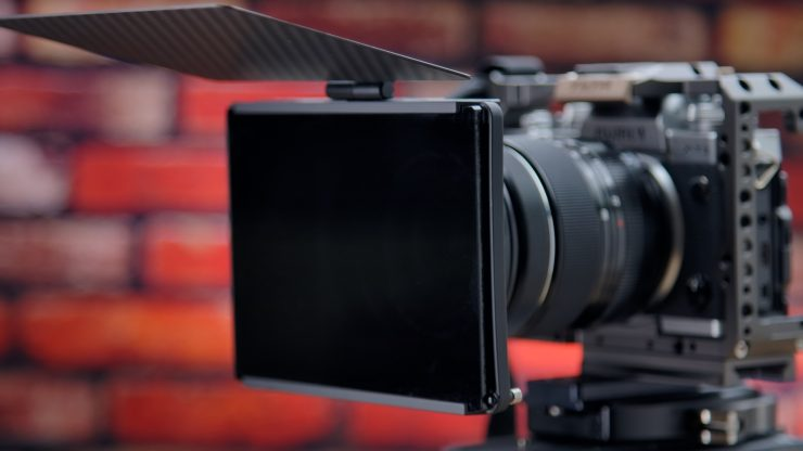 Tiltaing Mini Matte Box With filter