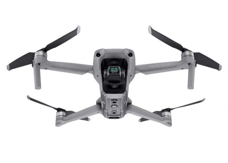 DJI Mavic Air 2 drone goes official