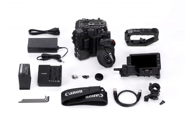 14 C300 Mark III 01 Kit