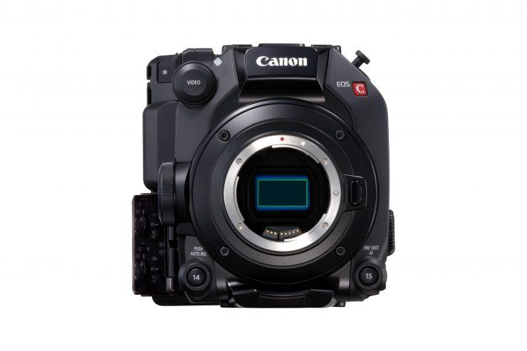 8 C300 Mark III 01 front