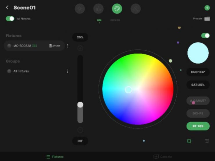 Color Mode 1